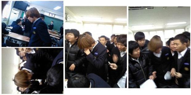 Knet chỉ ra lý do sao Hàn không nên đến trường: Park Bo Young - Taemin là nạn nhân, nhưng liệu có thuyết phục? - Ảnh 7.