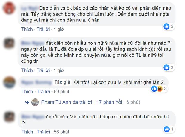 Nghe tin Lã Thanh Huyền là trùm cuối Tình Yêu Và Tham Vọng, netizen sôi máu: Chị làm nữ chính luôn đi này! - Ảnh 3.