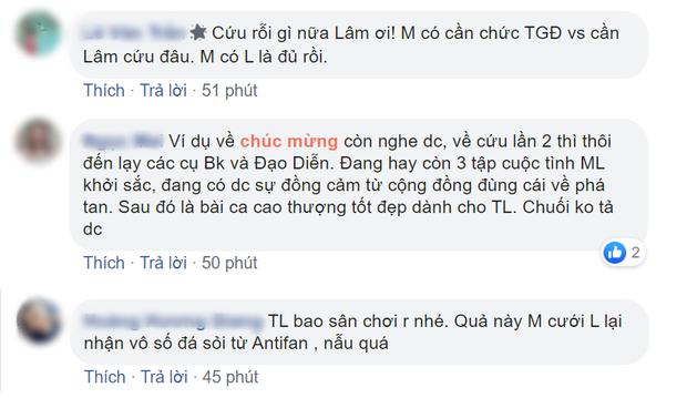 Nghe tin Lã Thanh Huyền là trùm cuối Tình Yêu Và Tham Vọng, netizen sôi máu: Chị làm nữ chính luôn đi này! - Ảnh 5.