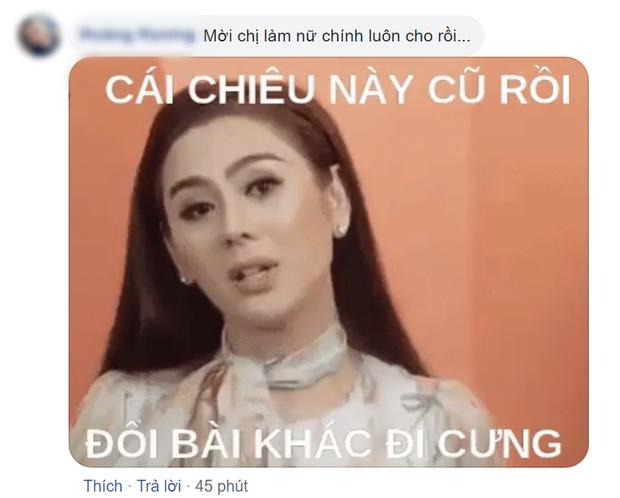 Nghe tin Lã Thanh Huyền là trùm cuối Tình Yêu Và Tham Vọng, netizen sôi máu: Chị làm nữ chính luôn đi này! - Ảnh 4.