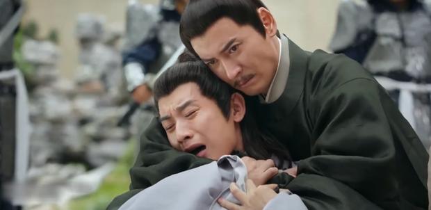 Netizen tranh cãi về cảnh khóc của Thành Nghị ở phim mới: Người khen hay, kẻ bảo giả trân thua xa Lưu Ly Mỹ Nhân Sát? - Ảnh 1.