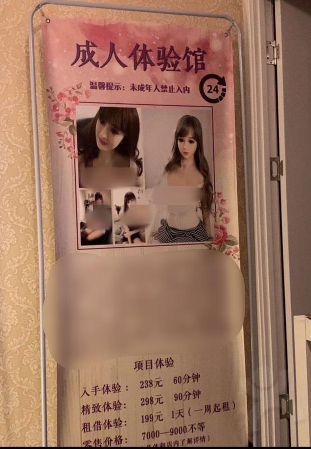 Trải nghiệm người lớn với búp bê tình dục - Tụ điểm mại dâm mới của những thanh niên Trung Quốc ế vợ? - Ảnh 1.