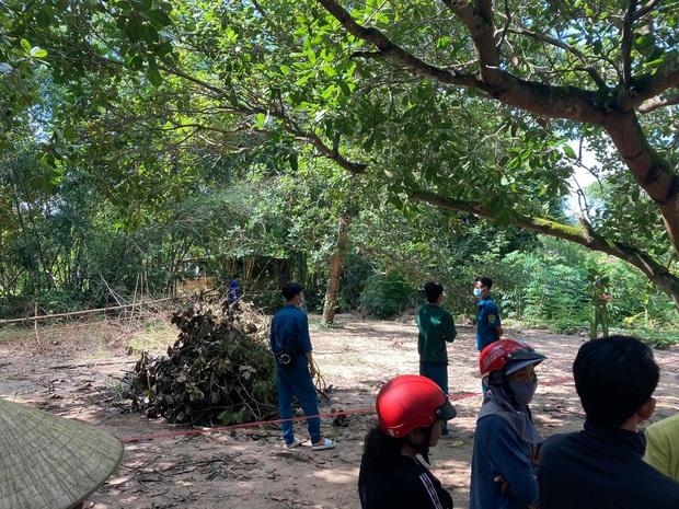 Đồng Nai: Đã tìm thấy thi thể bé trai 4 tuổi ở con suối gần núi Chứa Chan sau 9 ngày mất tích - Ảnh 1.