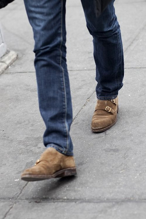 Loạt tips ngon nghẻ giúp các giai phối jeans với giày đảm bảo sành điệu, không lo lạc quẻ - Ảnh 10.