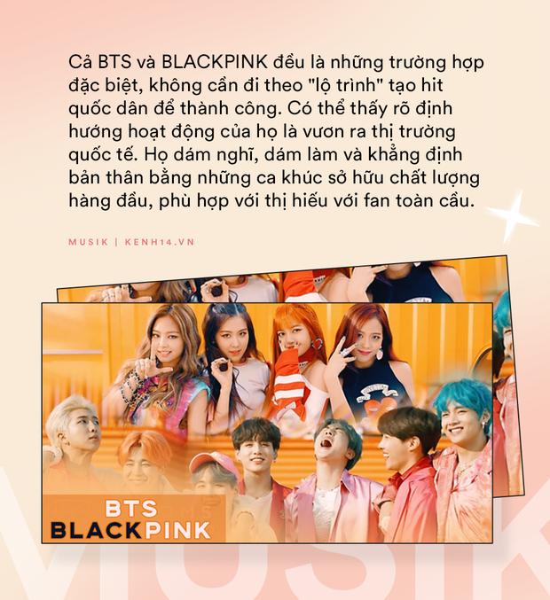BLACKPINK và BTS đình đám quốc tế lại từng thiếu hit quốc dân Kpop: tiêu chuẩn nào để đánh giá? - Ảnh 25.