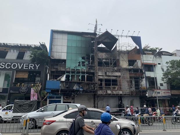 Lời khai gây sốc của kẻ gây cháy chi nhánh ngân hàng Eximbank cùng nhà dân: Đốt dây dẫn điện để... quan sát đám cháy cho vui - Ảnh 4.