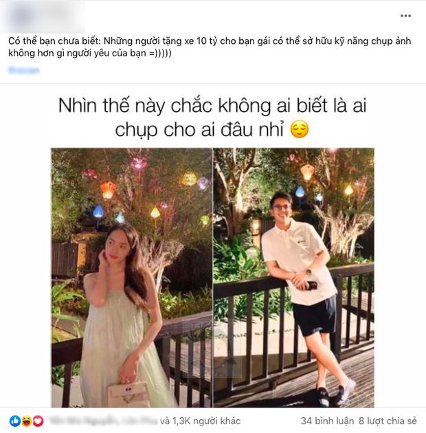 Tặng Hương Giang xe 8 tỷ nhưng Matt Liu vẫn là chàng trai lúng túng và rung lắc khi bạn gái nhờ chụp ảnh sống ảo - Ảnh 3.