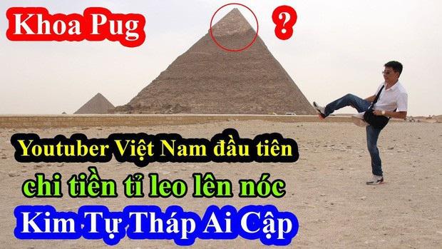 Có 1 YouTuber năm ngoái hot nhất nhì ở Việt Nam, năm nay đã chìm nghỉm sau hàng loạt lùm xùm, tần suất ra clip giảm hẳn - Ảnh 3.