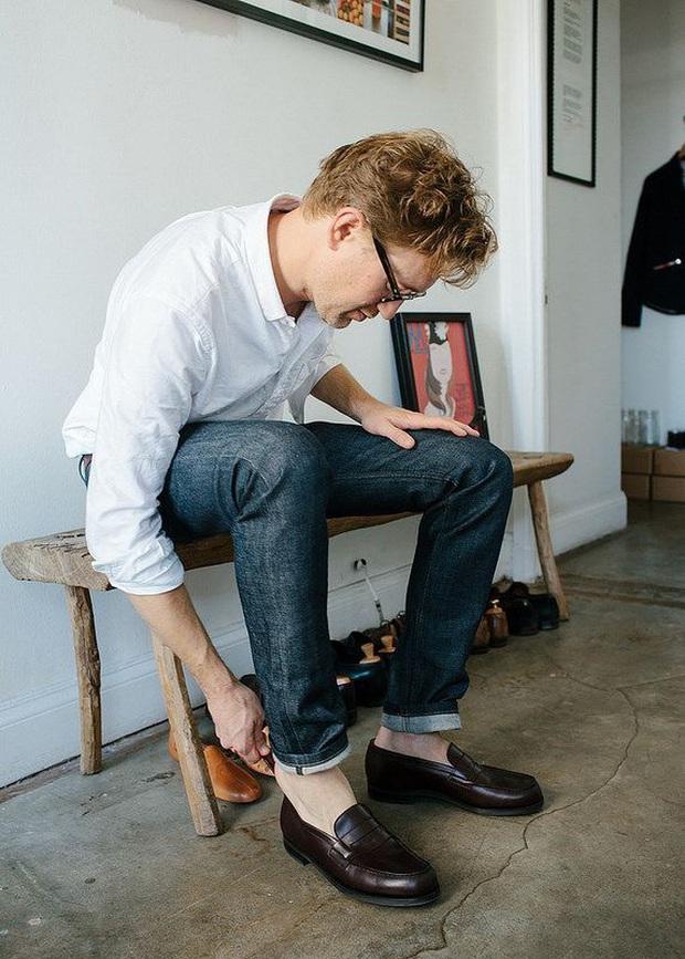 Loạt tips ngon nghẻ giúp các giai phối jeans với giày đảm bảo sành điệu, không lo lạc quẻ - Ảnh 8.