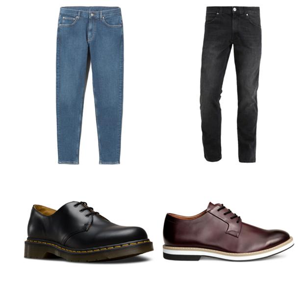 Loạt tips ngon nghẻ giúp các giai phối jeans với giày đảm bảo sành điệu, không lo lạc quẻ - Ảnh 11.