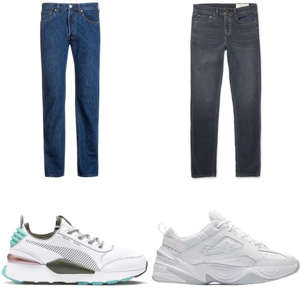 Loạt tips ngon nghẻ giúp các giai phối jeans với giày đảm bảo sành điệu, không lo lạc quẻ - Ảnh 17.