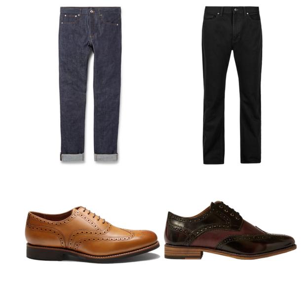 Loạt tips ngon nghẻ giúp các giai phối jeans với giày đảm bảo sành điệu, không lo lạc quẻ - Ảnh 13.