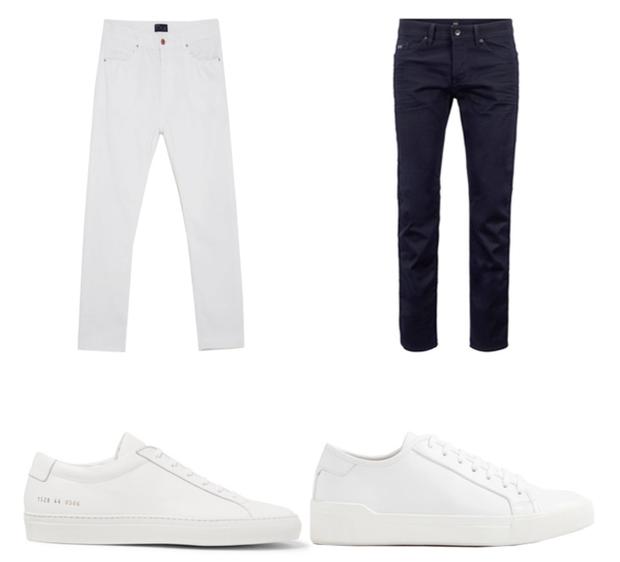 Loạt tips ngon nghẻ giúp các giai phối jeans với giày đảm bảo sành điệu, không lo lạc quẻ - Ảnh 1.