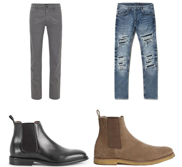 Loạt tips ngon nghẻ giúp các giai phối jeans với giày đảm bảo sành điệu, không lo lạc quẻ - Ảnh 5.