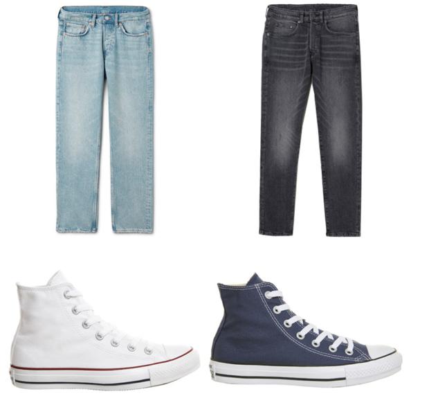 Loạt tips ngon nghẻ giúp các giai phối jeans với giày đảm bảo sành điệu, không lo lạc quẻ - Ảnh 3.