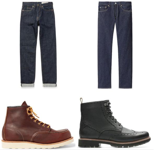 Loạt tips ngon nghẻ giúp các giai phối jeans với giày đảm bảo sành điệu, không lo lạc quẻ - Ảnh 15.