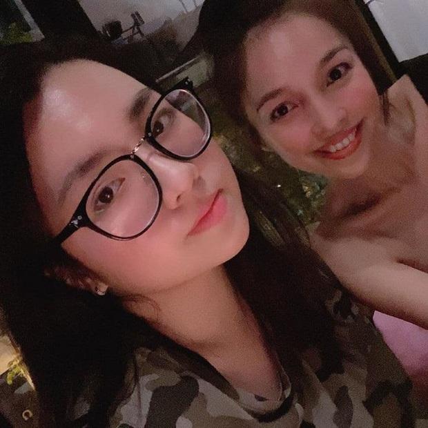 Gia Bảo - con gái 18 tuổi của Hiền Thục ngày càng xinh xắn, đọ sắc với mẹ mà trông như hai chị em luôn này - Ảnh 5.