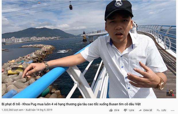 Có 1 YouTuber năm ngoái hot nhất nhì ở Việt Nam, năm nay đã chìm nghỉm sau hàng loạt lùm xùm, tần suất ra clip giảm hẳn - Ảnh 7.