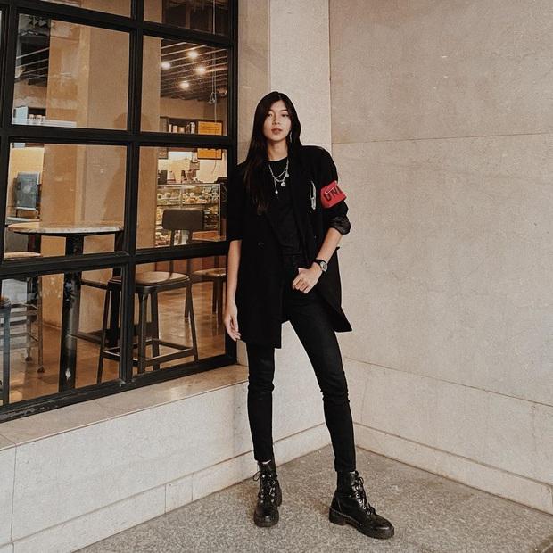 """Street style sao Việt: Ngọc Trinh vô tư diện bikini ra đường, Hương Giang """"tương"""" lại đôi giày cà kheo tai tiếng - Ảnh 12."""