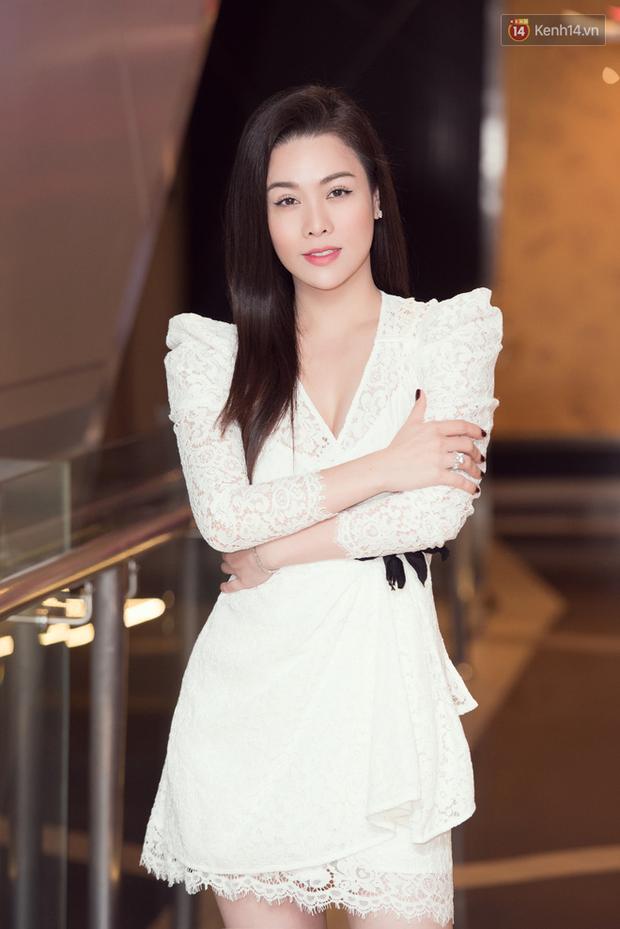 Nhật Kim Anh phân trần việc có thai với chồng người ở Vua Bánh Mì: Lần này làm lẽ nhưng không phải tiểu tam nha! - Ảnh 1.