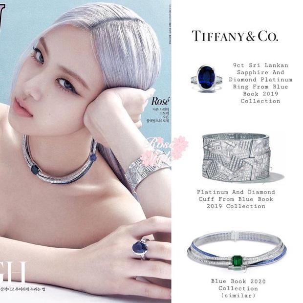 Từ con ghẻ thành con cưng của stylist, Rosé soán ngôi cả Jennie và đàn chị Jessica khi diện vòng cổ kim cương 20 tỷ VNĐ  - Ảnh 3.