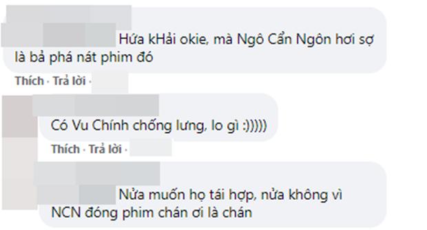 Đá bay Bạch Lộc, Ngô Cẩn Ngôn rục rịch tái hợp Phó Hằng Hứa Khải ở phim mới của Vu Chính - Ảnh 7.