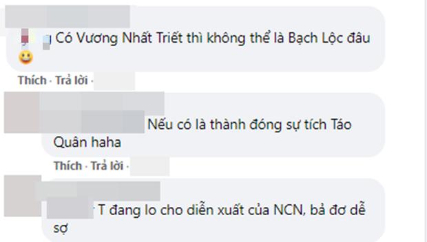 Đá bay Bạch Lộc, Ngô Cẩn Ngôn rục rịch tái hợp Phó Hằng Hứa Khải ở phim mới của Vu Chính - Ảnh 8.