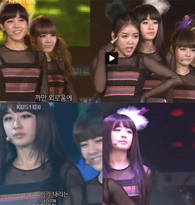 Jiyeon (T-ARA) từng bị mắng vì thái độ lồi lõm khi biểu diễn, nhiều năm sau mới vỡ lẽ Hwayoung chính là thủ phạm gây chiến - Ảnh 3.