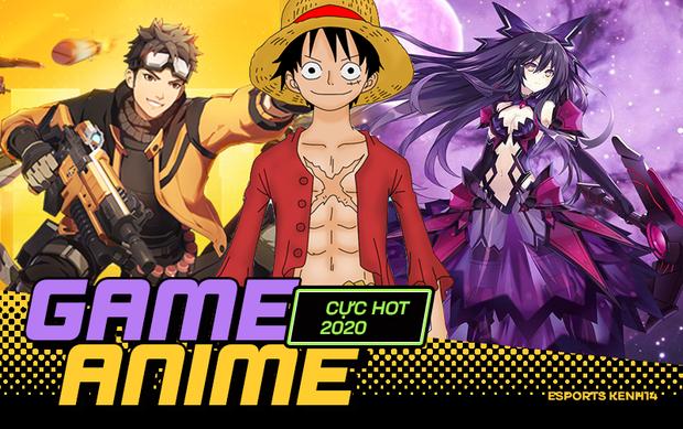 Top game anime mới nhất trên mobile đang gây bão toàn cầu, tải về hoàn toàn miễn phí - Ảnh 1.