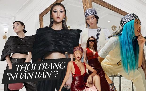 HIỆN TƯỢNG LẠ: Hàng hiệu mới về là dàn IT girl Việt bỗng nhiên được nhân bản vô tính? - Ảnh 15.