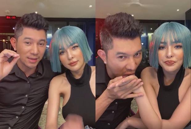 Ngân 98 bóc phốt Lương Bằng Quang... không giỏi chuyện ấy ngay trên sóng livestream - Ảnh 2.