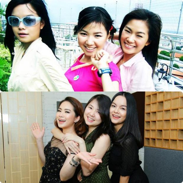 Nhóm H.A.T ngày ấy bây giờ: Phạm Quỳnh Anh ngày càng gợi cảm, nhưng gây choáng nhất là nhan sắc tuổi U40 của cô bạn cùng tên - Ảnh 1.