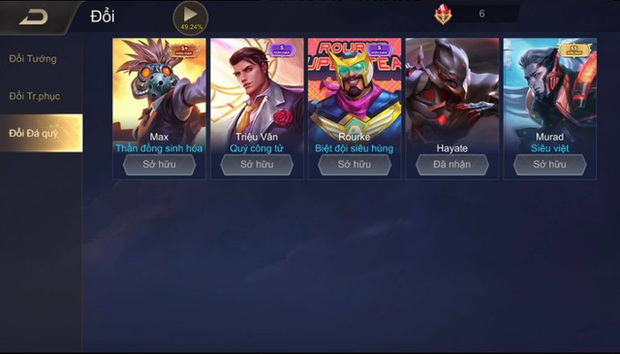 Liên Quân Mobile: Đá Quý ngày càng dư thừa, game thủ Việt nhìn bản test TQ mà khao khát - Ảnh 2.