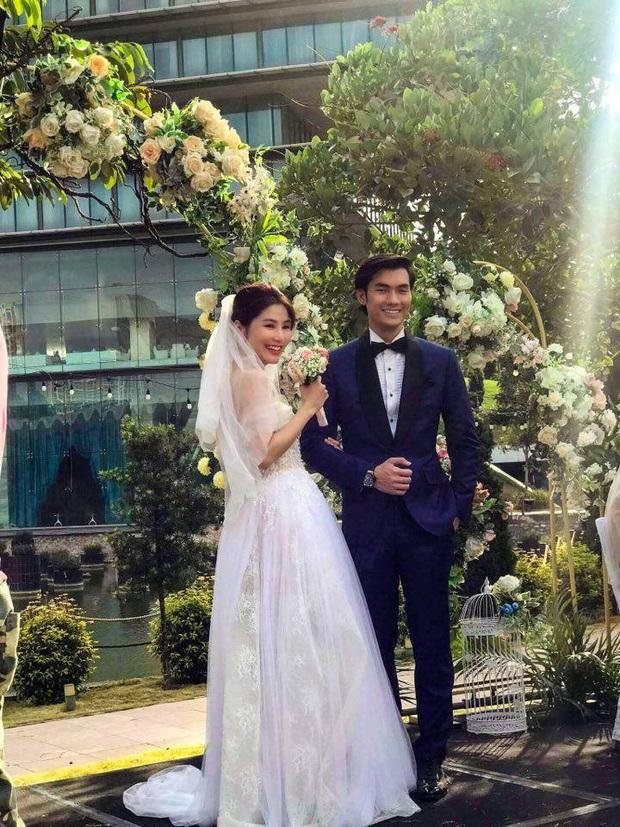 Lộ ảnh cưới của Diễm My 9x - Nhan Phúc Vinh ở Tình Yêu Và Tham Vọng, fan xỉu lên xỉu xuống mơ về happy ending? - Ảnh 1.