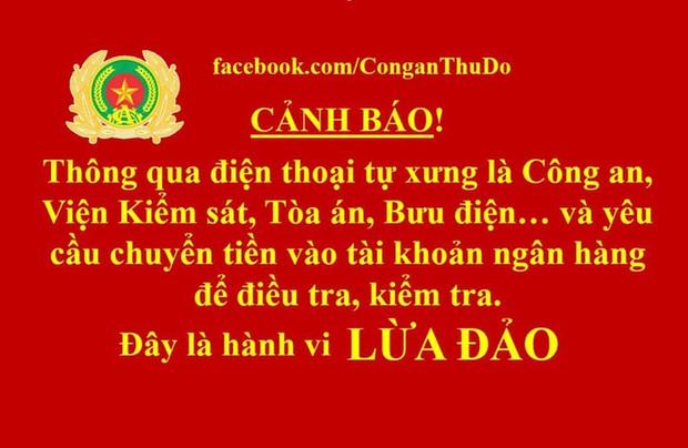 Hà Nội: Sau cuộc điện thoại, người phụ nữ ở Hoàn Kiếm báo công an mất 13 tỷ đồng - Ảnh 2.