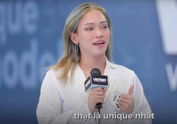 Cosplay màn nhào lộn nhớ đời của Minh Hằng, thí sinh được giám khảo Next Top Model trao thẳng vé vào vòng trong! - Ảnh 5.