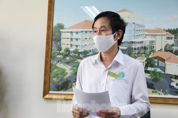 Vụ gần 100 học sinh nghi ngộ độc, 40 em vẫn phải nằm viện điều trị - Ảnh 1.