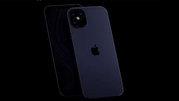 Nhiều khả năng chậm ra mắt, iPhone 12 vẫn biết cách chiếm spotlight với loạt concept đẹp ngất ngây - Ảnh 1.