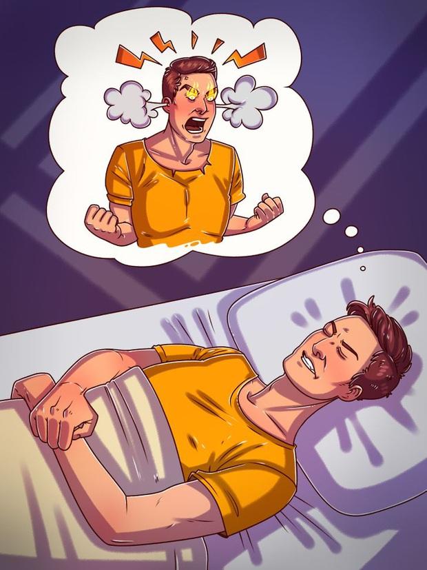 Làm gì thì làm cũng đừng bao giờ đi ngủ khi vẫn đang tức giận, đây là 5 lý do - Ảnh 1.