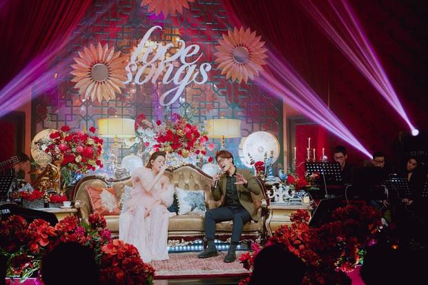 Sắp đến ngày vỡ chum mà mẹ bầu Vbiz hăng quá: Hồ Ngọc Hà làm show riêng, Đông Nhi vẫn đi hát, Thu Thủy ra MV như thường - Ảnh 6.