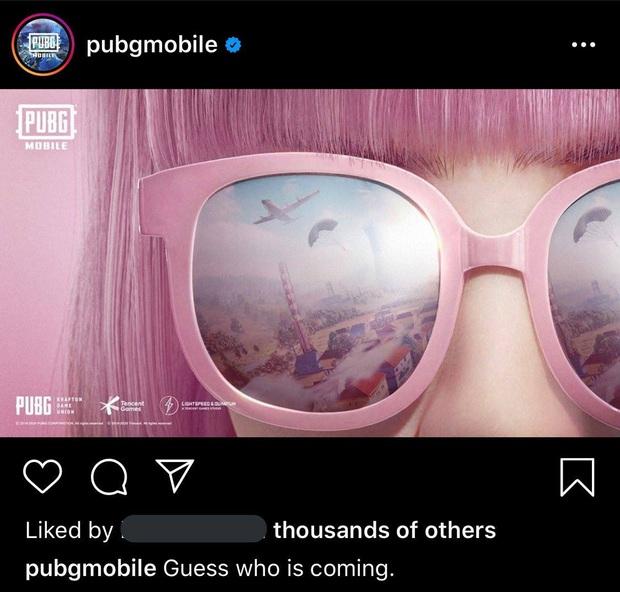 PUBG Mobile nhá hàng kết hợp với BLACKPINK khiến fan phát cuồng, đã có thêm lý do mê chạy bo? - Ảnh 1.