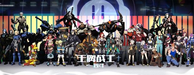 Top game anime mới nhất trên mobile đang gây bão toàn cầu, tải về hoàn toàn miễn phí - Ảnh 2.