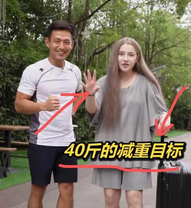 Không thể nhận ra bản sao của Angela Baby: Tăng chóng mặt 20kg, còn đâu nhan sắc từng so kè khốc liệt với Đường Yên - Ảnh 3.