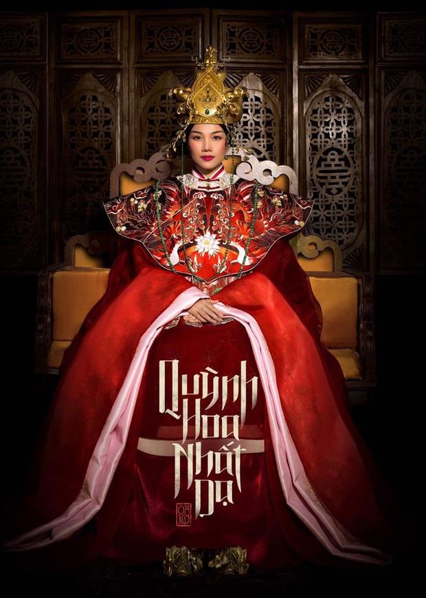 Chán săm soi cổ phục, netizen đổi gió hóng hớt danh tính hai vị vua của Thanh Hằng ở Quỳnh Hoa Nhất Dạ - Ảnh 1.