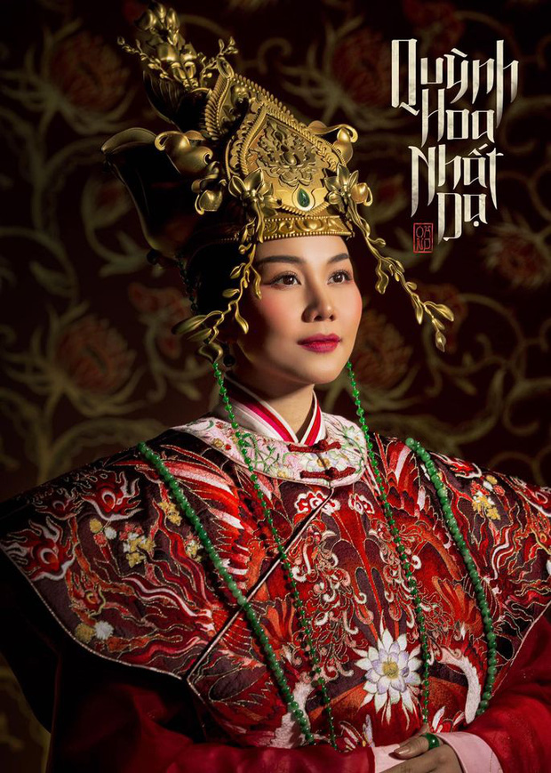 Chán săm soi cổ phục, netizen đổi gió hóng hớt danh tính hai vị vua của Thanh Hằng ở Quỳnh Hoa Nhất Dạ - Ảnh 2.