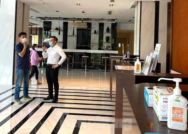 Khách sạn tại Hà Nội chuẩn bị ra sao khi được chọn làm nơi cách ly có thu phí? - Ảnh 12.