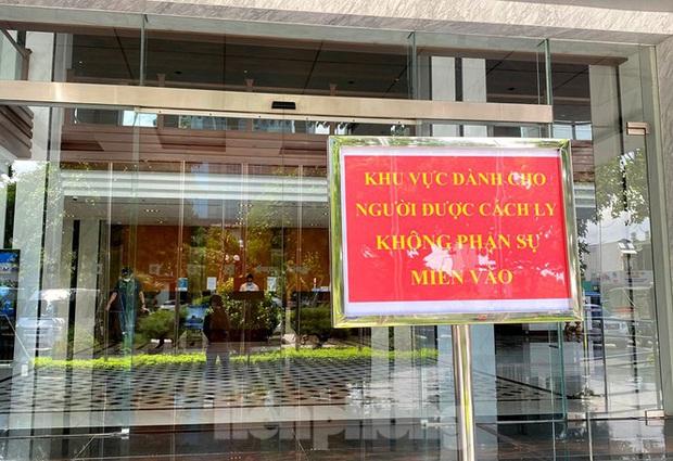 Khách sạn tại Hà Nội chuẩn bị ra sao khi được chọn làm nơi cách ly có thu phí? - Ảnh 14.