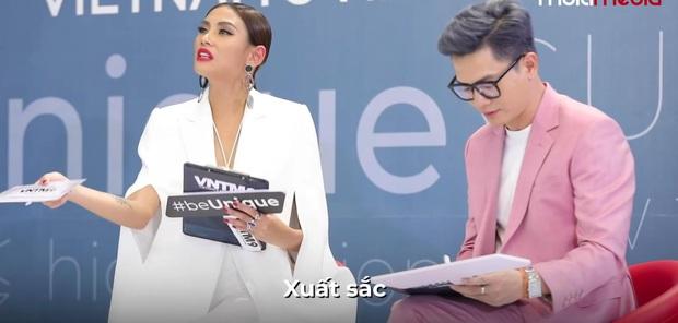 Cosplay màn nhào lộn nhớ đời của Minh Hằng, thí sinh được giám khảo Next Top Model trao thẳng vé vào vòng trong! - Ảnh 7.
