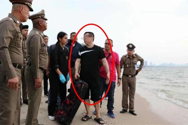 Chiếc vali màu đen chứa thi thể người bất ngờ được phát hiện ở bãi biển, hé lộ tội ác và bộ mặt thật của ông chồng tàn độc - Ảnh 4.