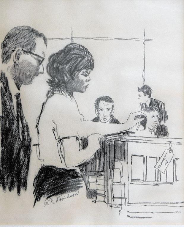 Vụ án trở thành nỗi ám ảnh của hàng ngàn nữ sinh Mỹ: Gã đàn ông cưỡng hiếp và giết hại 8 y tá trong một đêm, chịu án tù 1.200 năm - Ảnh 5.